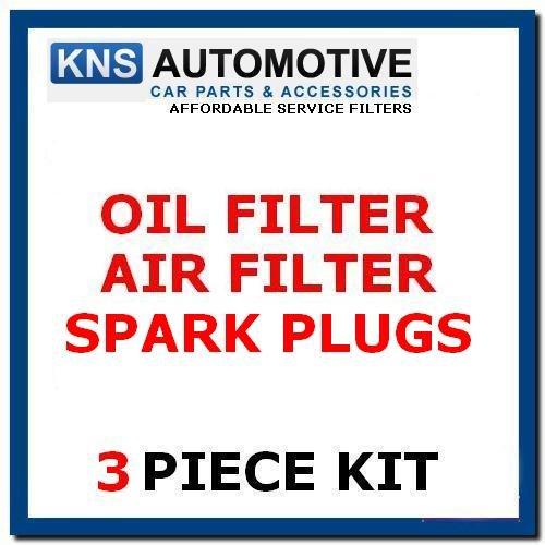 Citroen C4 1.6 16 V à essence 04-08 Plugs, Air et filtre à huile kit d'entretien C2apa