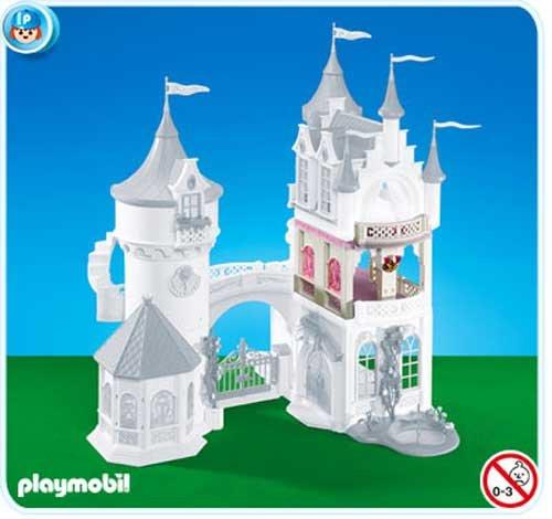 PLAYMOBIL 6236 - Etage supplémentaire Palais de princesse