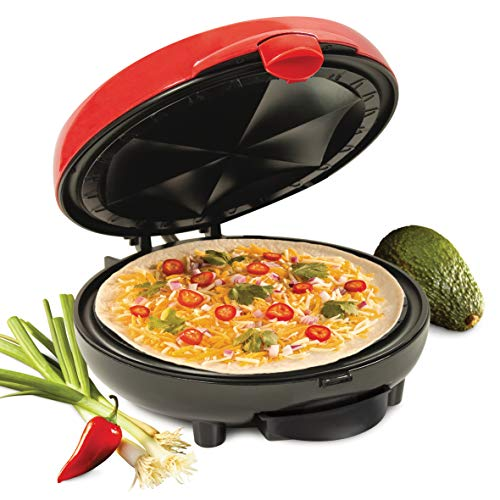 Nostalgia Electrics EQM200 8-Inch Electric Quesadilla Maker