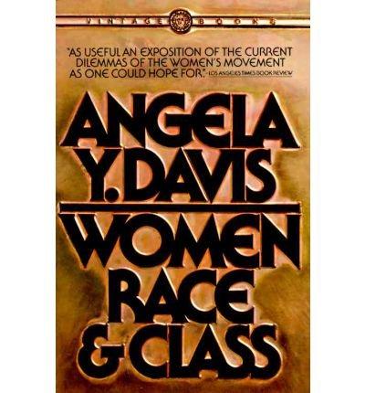 Portada del libro [(Women, Race, & Class)] [Author: Angela Yvonne Davis] published on (September, 2011)