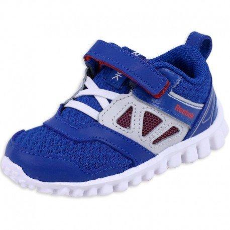 Chaussures Bleu RealFlex Speed 3.0 Bébé Garçon Reebok Bleu