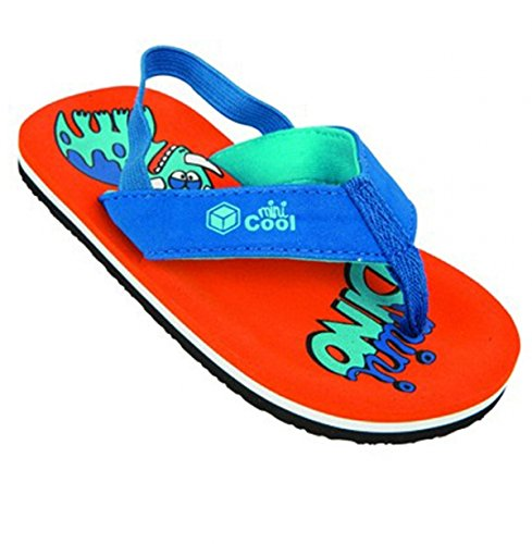 Cool Shoe Badelatschen Cool Shoe Kinder MINI DINO orange 25/26