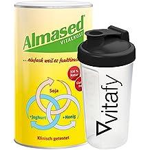 Almased Vitalkost (1 x 500 g) + Vitafy Shaker (1 x 600ml)
