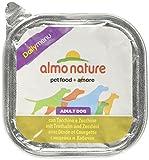 Almo Hund Daily Truthahn und Zucchini GR 300