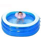 Aufblasbare Badewanne Dicke nach faltbare Badewanne und Dusche Whirlpool Badewanne barrel Badewanne Kunststoff Fässer, 140 * 100 * 50 cm