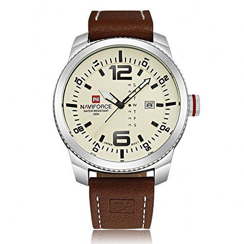 vear-herren-wasserabweisend-auto-datum-kalender-leder-sports-armbanduhr-schwarz-weiss-einheitsgrosse