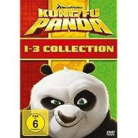 Kung Fu Panda 1-3