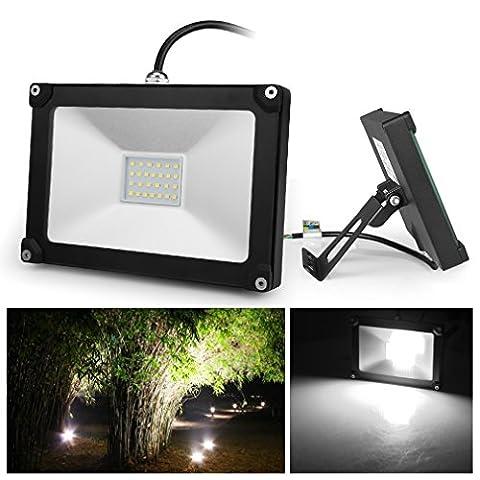 20W Projecteur à LED Ultra Plat Anten® Lampe LED Extérieur