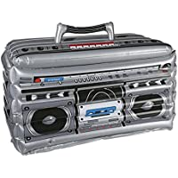 Out of the Blue 91/4143gonflable boissons refroidisseur Boombox, One Size