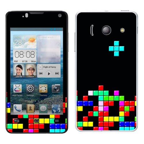 motif-disagu-design-skin-pour-huawei-ascend-y300-tetris-no-1