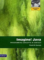 Imagine! Java: International Version: Programming Concepts in Context