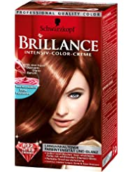 couleur schwarzkopf brillance cheveux 892 red hot caramel - Coloration Semi Permanente Schwarzkopf
