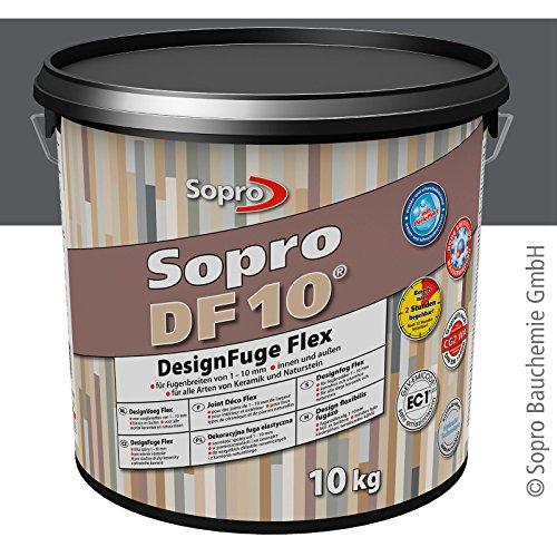 sopro flex (10 kg, Anthrazit)