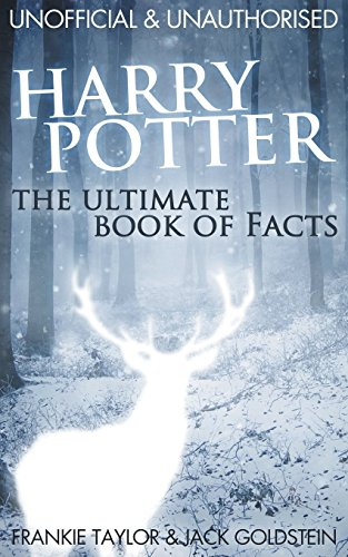 Harry Potter - The Ultimate Book of Facts by Jack Goldstein (3-Dec-2013) Paperback