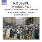 Roussel : Symphonie n° 4