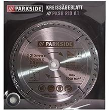 Parkside Sierra circular pksb 210 A1 ...