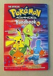 The Official Pokemon Advanced Handbook #4 - Scholastic 2003 (POKEMON, 4) by Maria S. Barbo (2003) Paperback