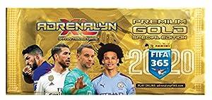 Panini 000917 Adrenalyn XL - Juego de Cartas coleccionables (edición Premium Gold Edition, 10 Cartas Davon 3 edición Limitada)