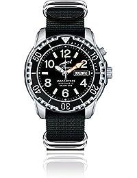 Chris Benz Deep 1000m Helium CB-1000-S-NBS Automatic Mens Watch Diving Watch