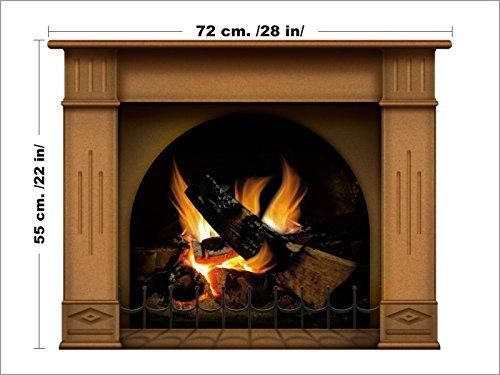 n1241-chimenea-vinilo-adhesivo-papel-pintado-decoracion-pegatinas-de-pared-graficos-del-vinilo