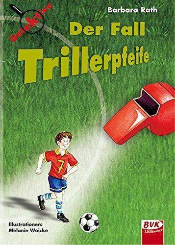 Preisvergleich Produktbild Minibuch Der Fall Trillerpfeife