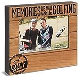 Pavilion Gift Company 67262Wir Menschen–Memories Are Made während Golf 4x 6Bilderrahmen