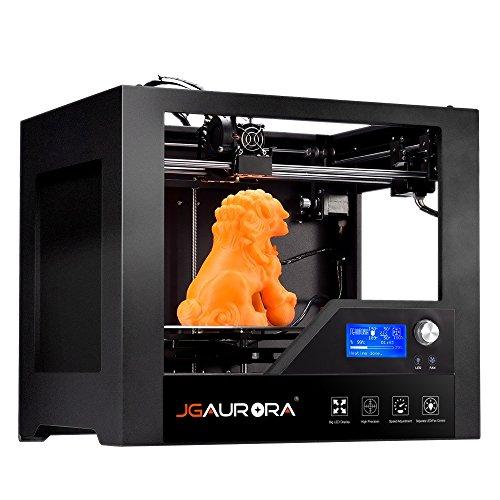JGAURORA Z-603S Estructura Del Marco Metal CNC Impresora 3D