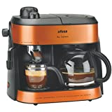 Ufesa CK7355 Machine à café Orange 1 800 W