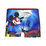 Mickey Mouse Badeboxer rot (128)