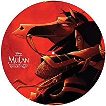 Songs from Mulan (Picture Disc) [Vinyl LP]