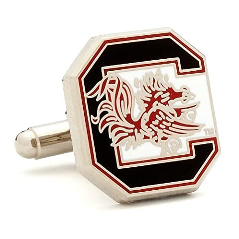 University Of South Carolina Gamecocks Cufflinks by Cufflinks Inc by Cufflinks Inc