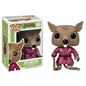 FunKo POP Vinilo TMNT Splinter
