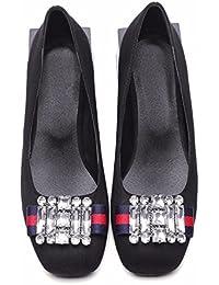 Vintage zapatos, zapatos grandes, señoras, solo zapatos,negro,42