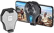 Mobile Phone Cooler, Premium Cellphone Fan for Mobile Gaming Phone, Game Handle Radiator Mobile Phone Cooler M