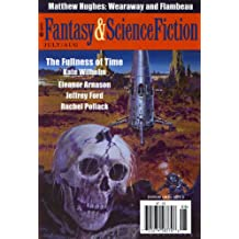 The Magazine of Fantasy & Science Fiction July/August 2012