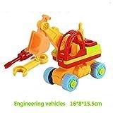 juguete montarlo y desmontarlo ,Stillshine - Juguetes Educativos Para Niños Kids Apto para niños mayores de 3 años(color al azar) (Estilo 2)