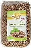 Produkt-Bild: Antersdorfer Mühle Braune Linsen, 3er Pack (3 x 500 g)