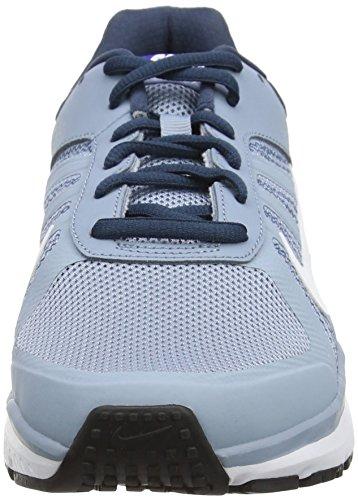Nike Dart 12, Chaussures de Running Compétition Homme Multicolore (Blue Grey/White/Squadron Blue/Concord)