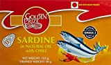 #4: Golden Prize Canned Sardine in Natural Oil with Chili, 125g