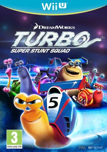 Turbo Super Stunt Squad (nintendo Wii U)