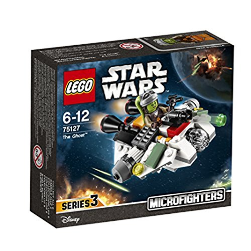 LEGO Star Wars 75127 - The Ghost (Wars Star Person Lego)