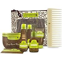 Natural Oils by Macadamia Luxury Travel Kit