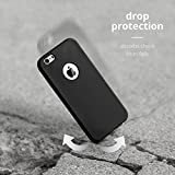 iPhone 6 Case, iPhone 6s Case, Black Durable - Best Reviews Guide