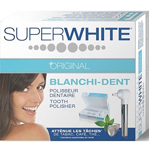 Superwhite Original Blanchident Zahnpolierer zum entfernen von Zahnbelegen