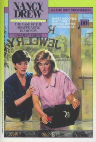 The Case of the Disappearing Diamond (Nancy Drew Book 80) (English Edition)