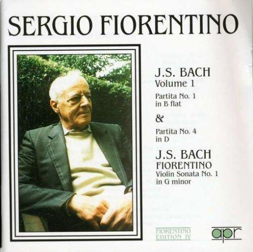 Johann Sebastian Bach Fiorentino Edition, volume 4 / Bach, volume 1 by Not Found