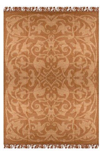 Kamelhaardecke 140 x 200cm Kamel Plaid Blanket Sofadecke Decke Kamelwolldecke Design #2