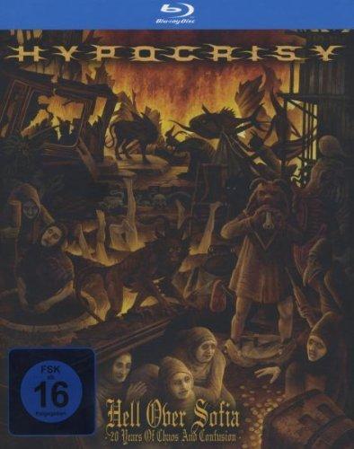 Hipocrisy - Hell Over Sofia - 20 Years Of Chaos