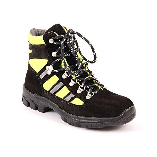 902 pa giallo scarpe antinfortunistiche alta visibilità protezione civile e soccorso (42)