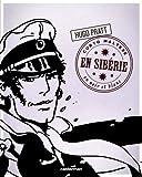 Corto Maltese en noir et blanc, Tome 7 - En Sibérie